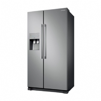 SAMSUNG RS50N3513SL Freestanding American Style Refrigeration | Silver